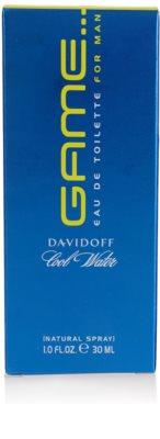 Davidoff Cool Water Game Man toaletní voda pro muže 3
