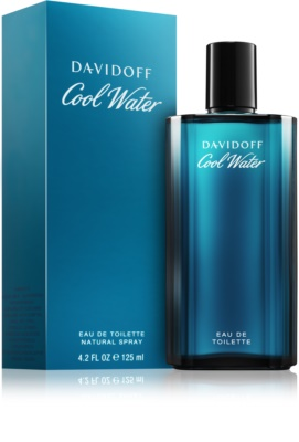 Davidoff Cool Water Man Eau de Toilette for Men 1