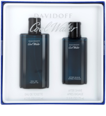 Davidoff Cool Water Man coffret presente