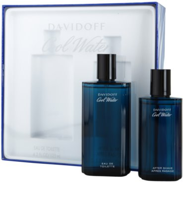 Davidoff Cool Water Man coffret presente 1