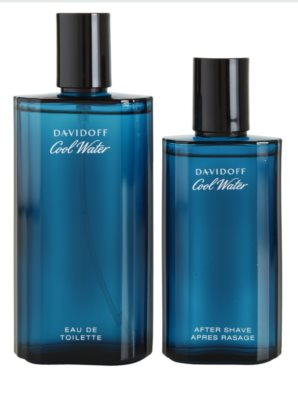 Davidoff Cool Water Man coffret presente 2