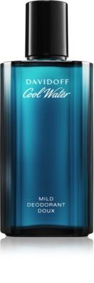 Davidoff Cool Water Man deodorant s rozprašovačem pro muže