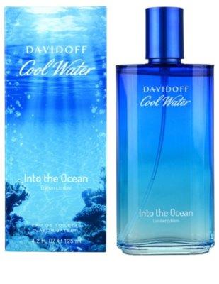 Davidoff Cool Water Man Into the Ocean Eau de Toilette pentru barbati