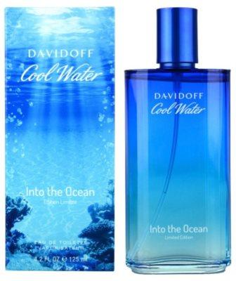 Davidoff Cool Water Man Into the Ocean toaletní voda pro muže