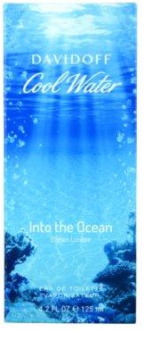 Davidoff Cool Water Man Into the Ocean Eau de Toilette para homens 3