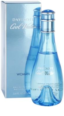 Davidoff Cool Water Woman Eau de Toilette for Women 1