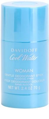 Davidoff Cool Water Woman desodorizante em stick para mulheres