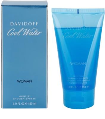 Davidoff Cool Water Woman Duschgel für Damen