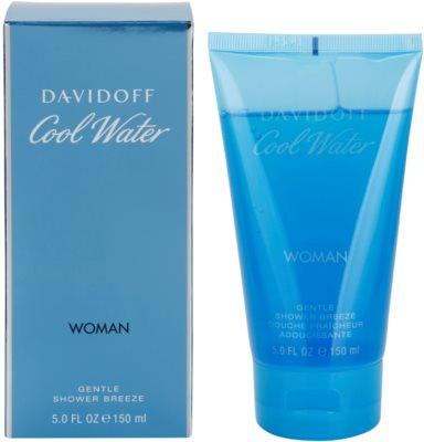 Davidoff Cool Water Woman sprchový gel pro ženy