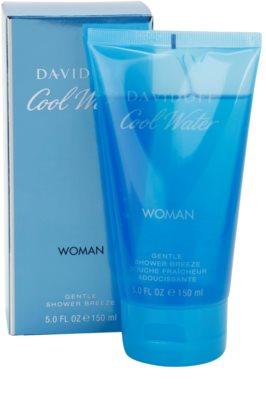 Davidoff Cool Water Woman gel de dus pentru femei 1
