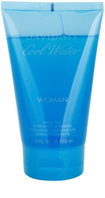 Davidoff Cool Water Woman gel de dus pentru femei 2