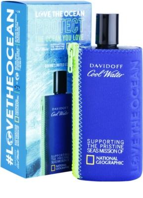 Davidoff Cool Water Love The Ocean National Geographic toaletní voda pro muže 2