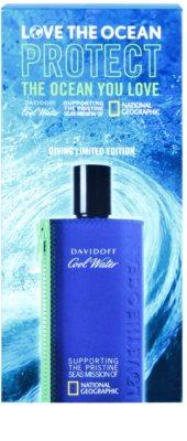 Davidoff Cool Water Love The Ocean National Geographic toaletní voda pro muže 1