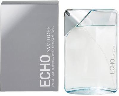 Davidoff Echo toaletna voda za moške
