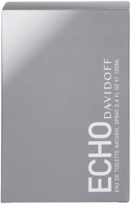 Davidoff Echo Eau de Toilette pentru barbati 3