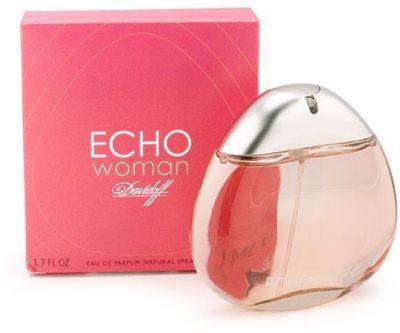 Davidoff Echo Woman parfémovaná voda pre ženy