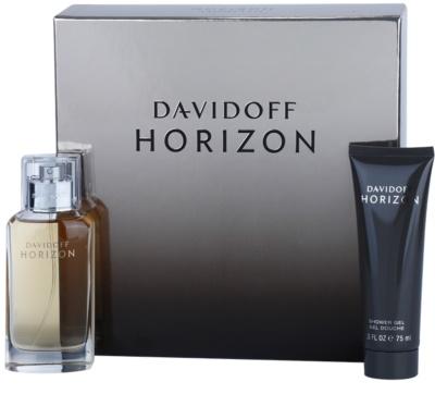Davidoff Horizon dárková sada