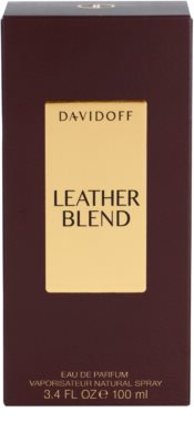Davidoff Leather Blend eau de parfum para hombre 4