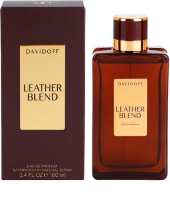 Davidoff Leather Blend eau de parfum para hombre