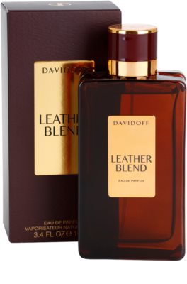 Davidoff Leather Blend eau de parfum para hombre 1