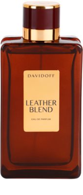 Davidoff Leather Blend eau de parfum para hombre 2