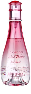 Davidoff Cool Water Woman Sea Rose Exotic Summer Limited Edition eau de toilette para mujer 3