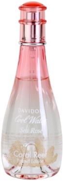 Davidoff Cool Water Woman Sea Rose Edition Limitée Eau de Toilette für Damen 2