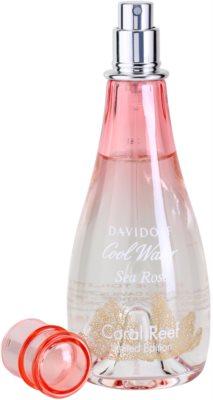 Davidoff Cool Water Woman Sea Rose Edition Limitée Eau de Toilette für Damen 3