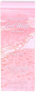 Davidoff Cool Water Woman Sea Rose Edition Limitée Eau de Toilette für Damen 4
