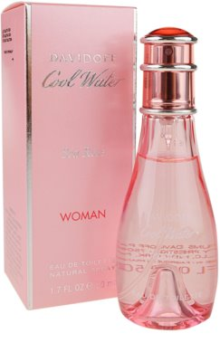 Davidoff Cool Water Woman Sea Rose Eau de Toilette para mulheres 1