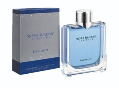 Davidoff Silver Shadow Altitude Eau de Toilette para homens