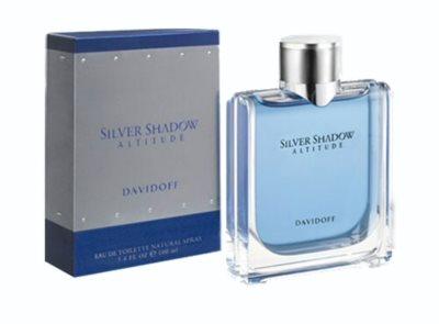 Davidoff Silver Shadow Altitude toaletní voda pro muže