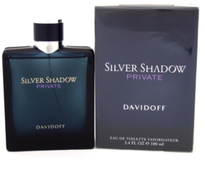 Davidoff Silver Shadow Private Eau de Toilette pentru barbati