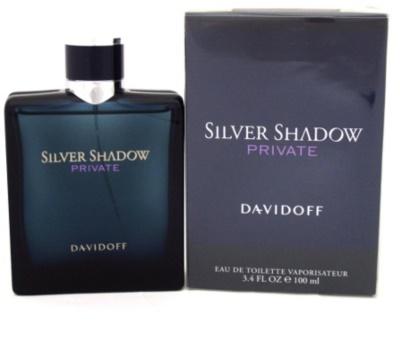 Davidoff Silver Shadow Private toaletní voda pro muže
