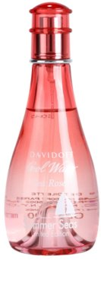 Davidoff Cool Water Woman Sea Rose Summer Seas Edition Limitée eau de toilette nőknek 2