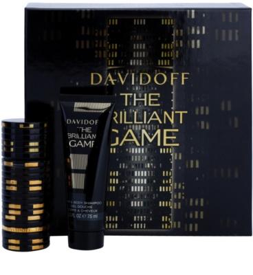 Davidoff The Brilliant Game darilni set