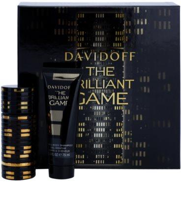 Davidoff The Brilliant Game lote de regalo