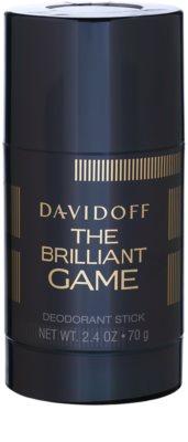 Davidoff The Brilliant Game desodorizante em stick para homens