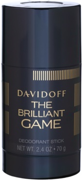 Davidoff The Brilliant Game дезодорант-стік для чоловіків