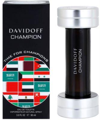 Davidoff Champion Time for Champions Limited Edition тоалетна вода за мъже