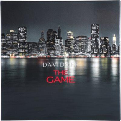 Davidoff The Game Geschenksets 3