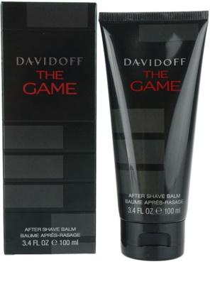 Davidoff The Game borotválkozás utáni balzsam férfiaknak