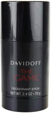 Davidoff The Game deo-stik za moške