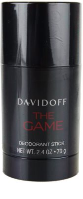 Davidoff The Game desodorizante em stick para homens