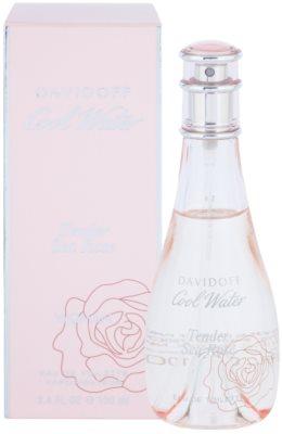 Davidoff Cool Water Tender Sea Rose toaletní voda pro ženy 1