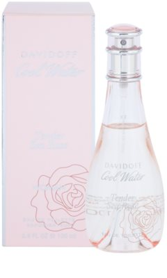 Davidoff Cool Water Tender Sea Rose Eau de Toilette für Damen 1