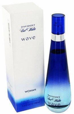 Davidoff Cool Water Wave Eau de Toilette für Damen