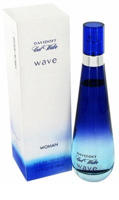 Davidoff Cool Water Wave Eau de Toilette para mulheres