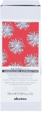 Davines Naturaltech Energizing szérum hajnövesztést serkentő 2