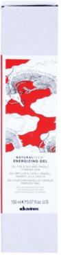 Davines Naturaltech Energizing gel estimulante del crecimiento del cabello 2